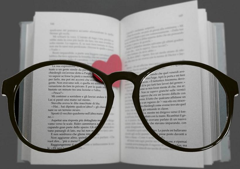 Get Your Reading Glasses On Emma Optics