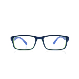 Blue frame optical eyewear anti blue light computer glasses Reading Glasses LR-P4880