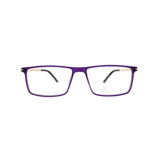 Rectangle Medium Unisex Plastic Frame Optical Glasses Eyeglasses Frames LO-OT586