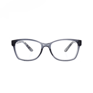 Flower Pattern Paint Eyeglasses Frames Reading Glasses LR-P6679