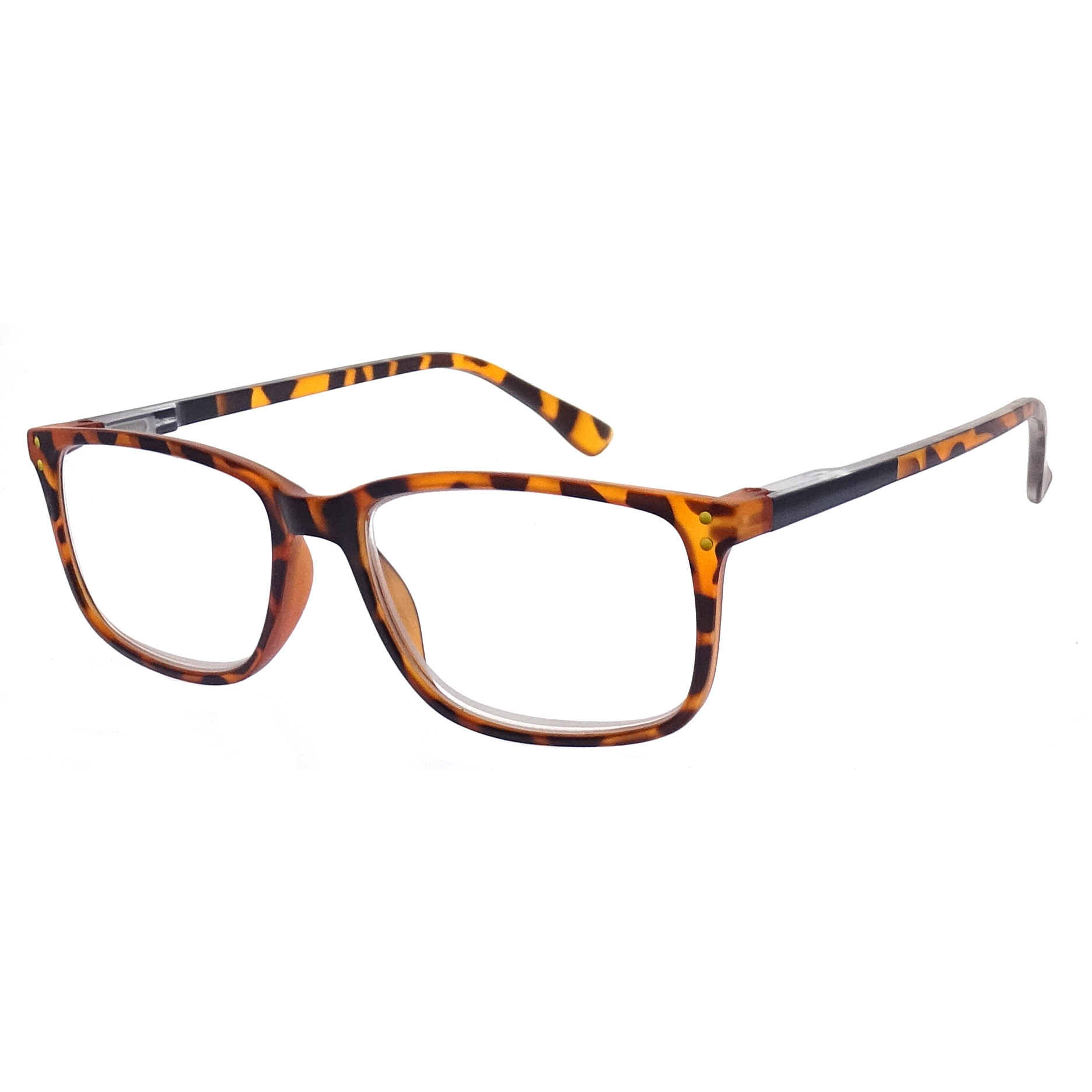 Rectangular frame different styles of colorful plastic reading glasses for women LR-P6273