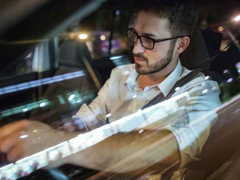 Are Blue Light Glasses Helpful with Night Driving?
